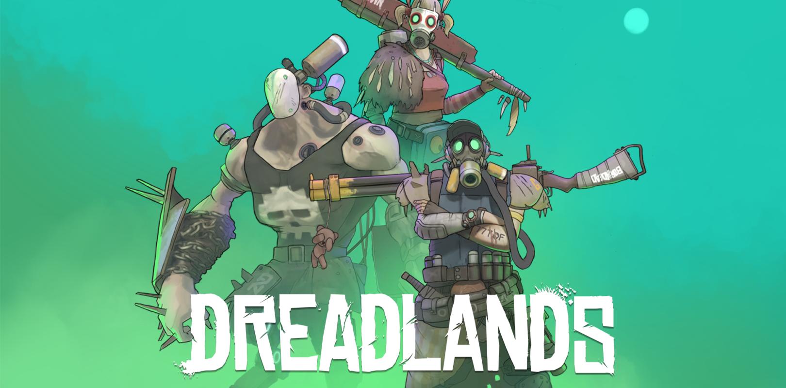 Dreadlands, videojuego gratis mientras siga en su versión de demo