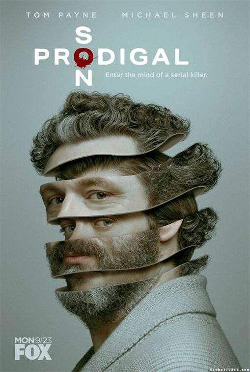 2019年秋季档新剧 破案浪子 Prodigal Son 第1季 官方海报、官方预告及人物设定剧照