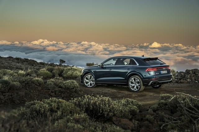 Un début d'année 2021 primé pour Audi  AudiRSQ8