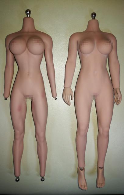 s29b - NEW PRODUCT: TBLeague 1/6 steel bone plastic buxom girl body S28A pale color & S29B suntan color - Page 3 05