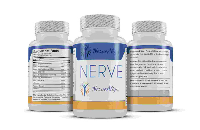 Nerve Align Review - Benefits With Its Supplement Facts!