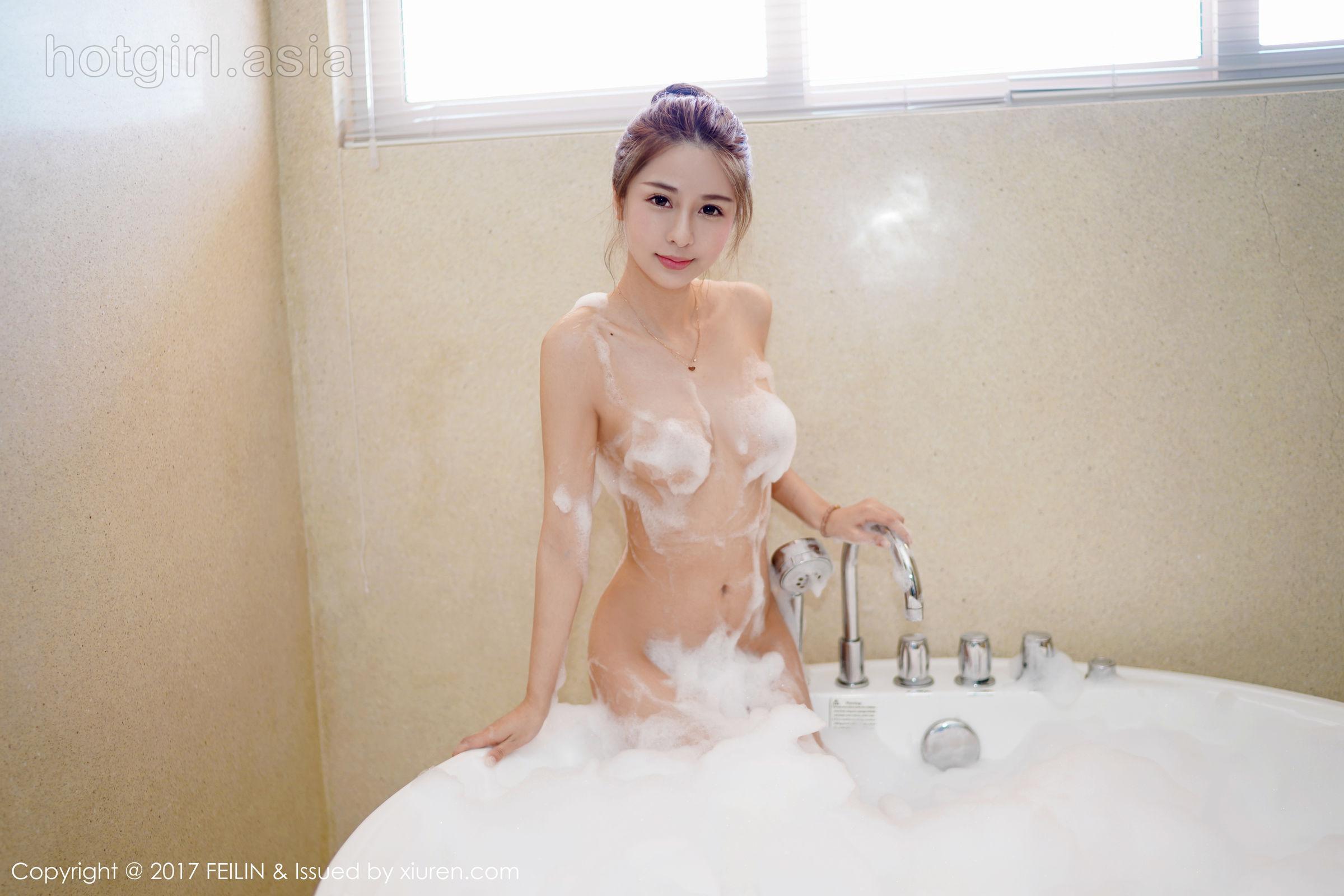 [FEILIN 囲 囡囡] VOL.114 luna 张静燕-Model @luna 张静燕 Third set of photos