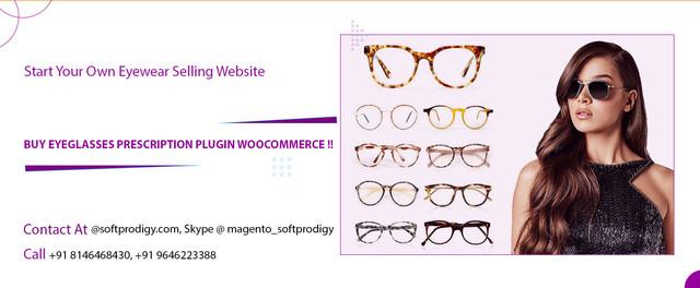 eyeglasses prescription plugin