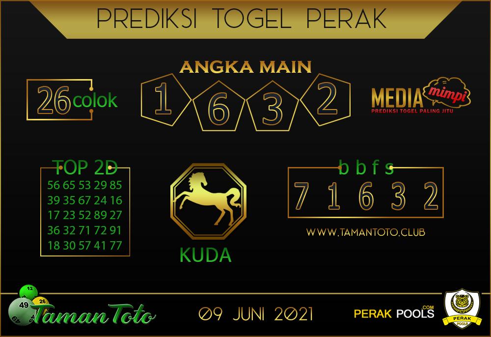 Prediksi Togel PERAK TAMAN TOTO 09 JUNI 2021