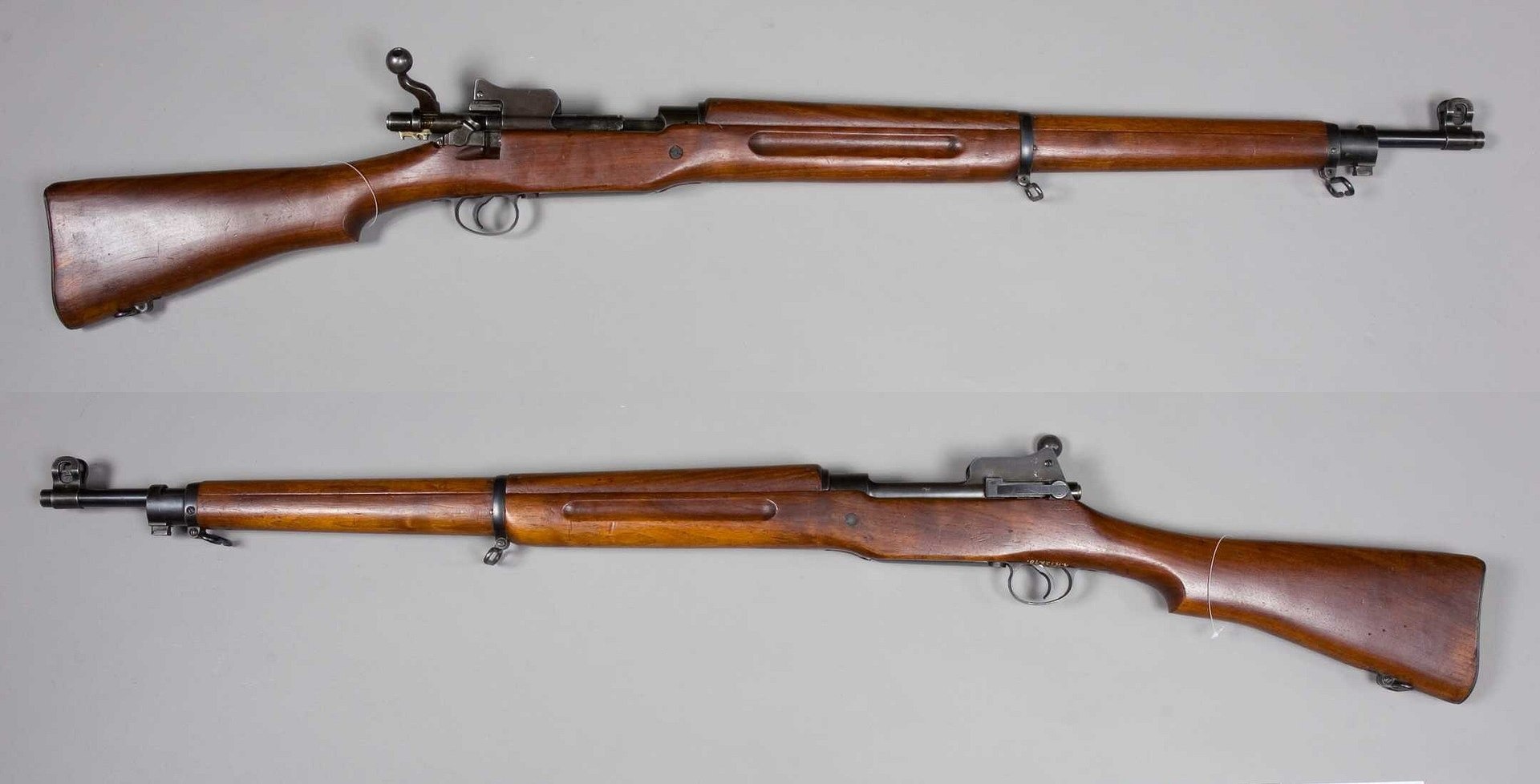 M1917 Enfield rifle from the collections of Armémuseum, Stockholm, Sweden