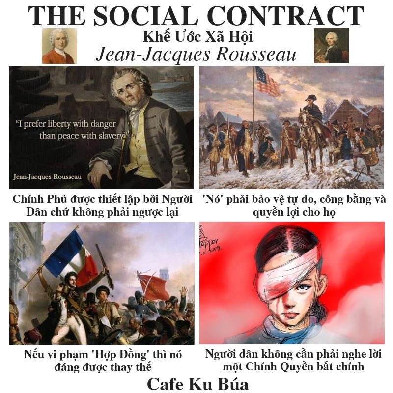 THE SOCIAL CONTRACT, KHẾ ƯỚC XÃ HỘI – JEAN-JACQUES ROUSSEAU