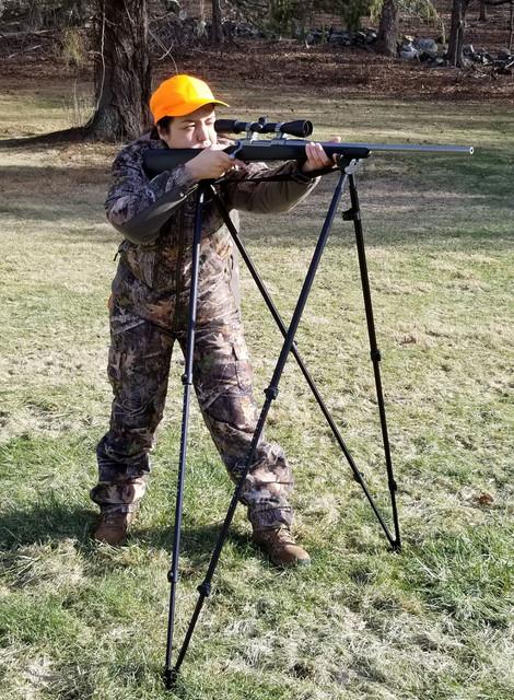 Shooting-standing