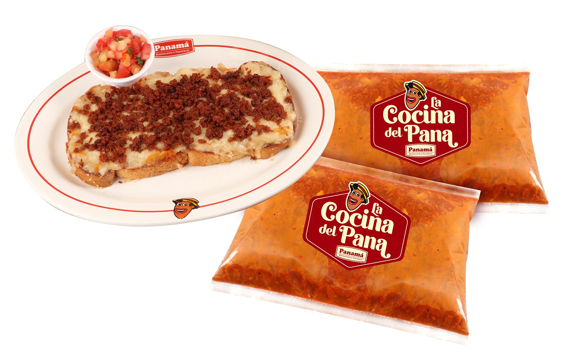 Panasalsa Chorizo
