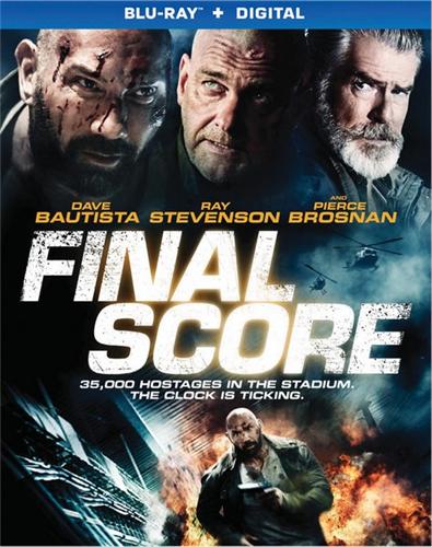 Окончательный счёт / Final Score (Скотт Манн) [2018, Боевик, BDRip] [DUB] [iTunes]