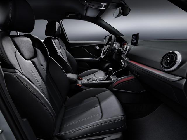 La touche finale : L'Audi Q2 sous une nouvelle forme A205047large