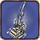 Чернильница из серебра с перьевой ручкой|Смертные приговоры тоже нужно подписывать стильно. Queen Neptune