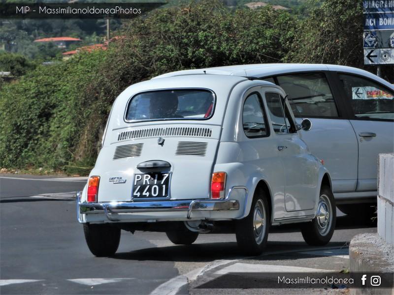 avvistamenti auto storiche - Pagina 38 Fiat-500-L-70-PR174401-2
