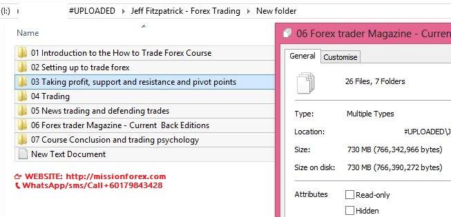 Jeff Fitzpatrick - Forex Trading
