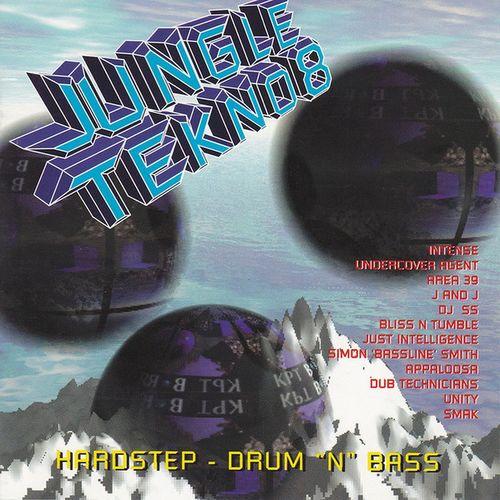 VA - Jungle Tekno 8 (Hardstep - Drum 'N' Bass) 1995