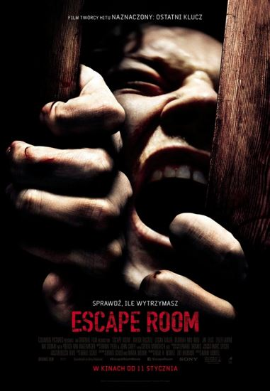 Escape Room (2019)  PL.480p.WEB-DL.Xvid.AC3-SnOoP / Lektor PL