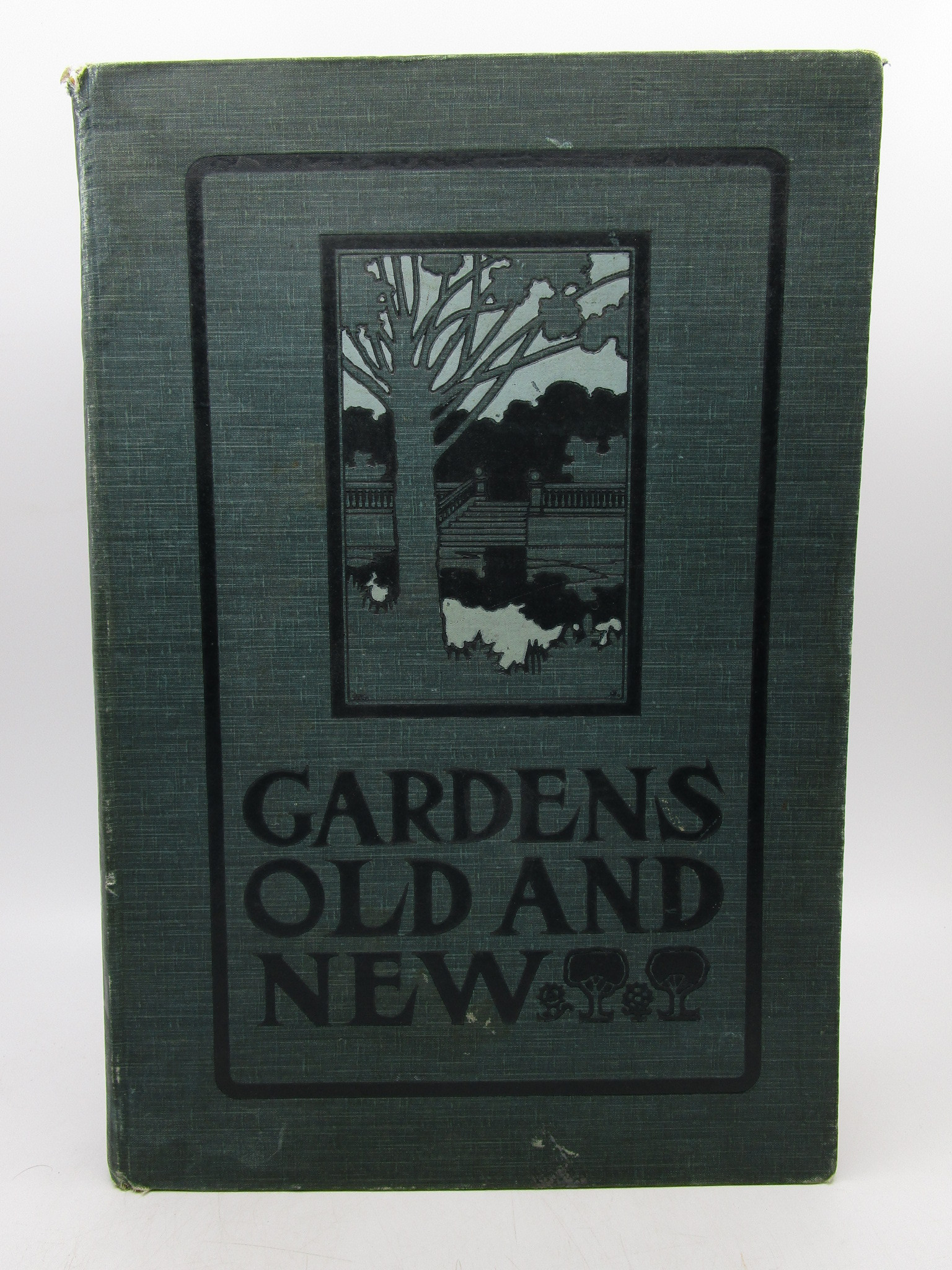 Image for Gardens Old & New: The Country House & Its Garden Environment