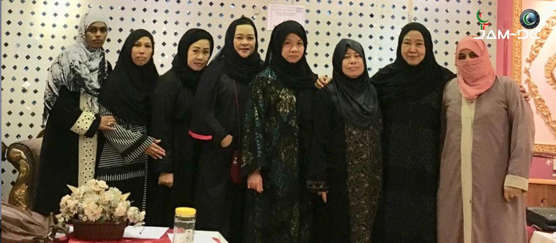 12 женщин о своем пути к Исламу - I
