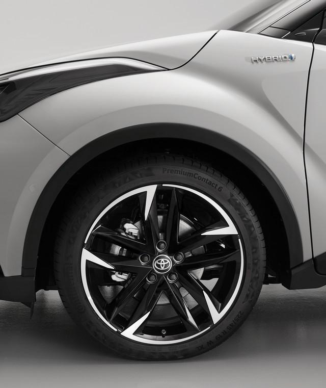 Toyota C-HR « GR SPORT » : encore plus dynamique et plus exclusif  Chrext7-2