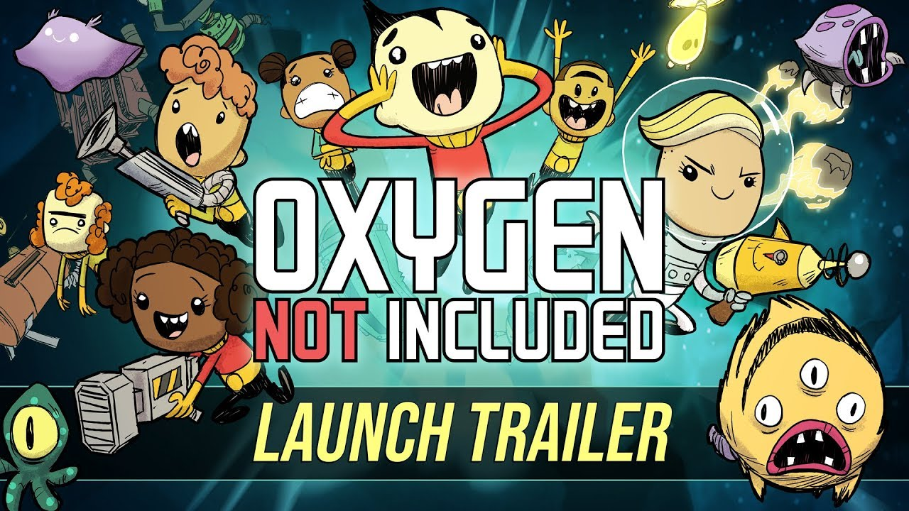 Oxygen Not Included [CODEX] [Релиз-Репак]