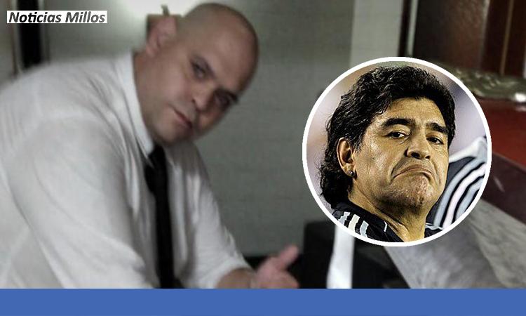 Cadaver Maradona