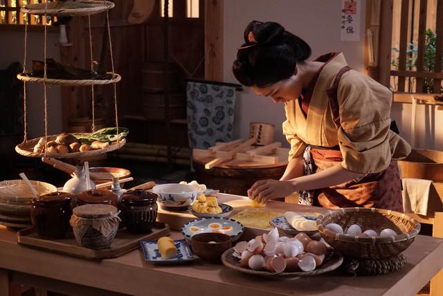 松本穗香《澪之料理帖》苦練廚藝 親製茶碗蒸入鏡 Image