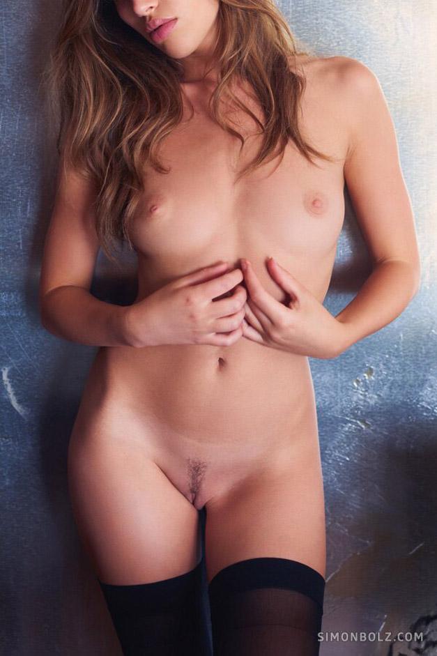 Катя - муза эротического фотографа / фото 13