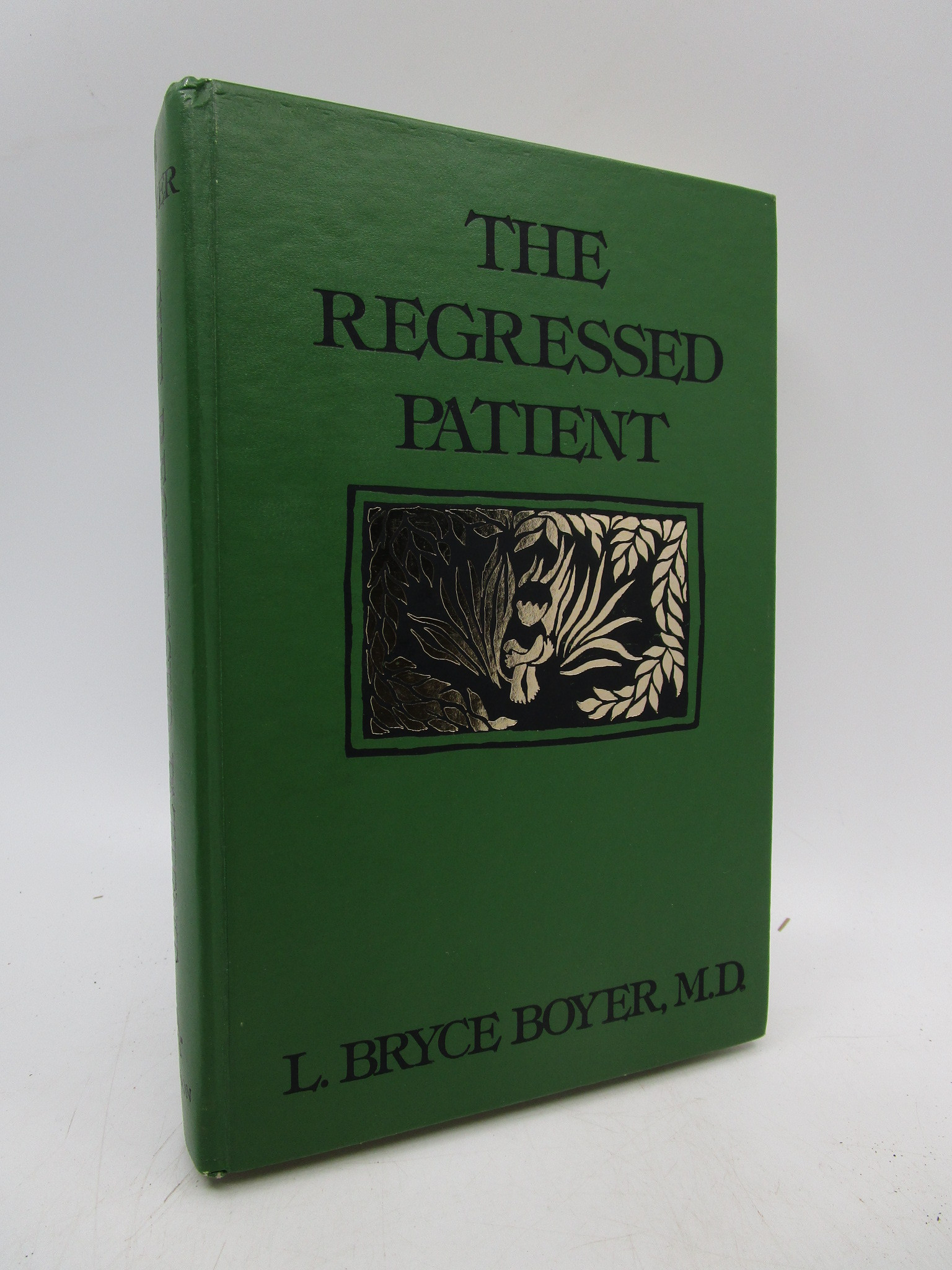 Image for The Regressed Patient (First Edition)