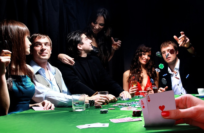 Home-Casino-Party