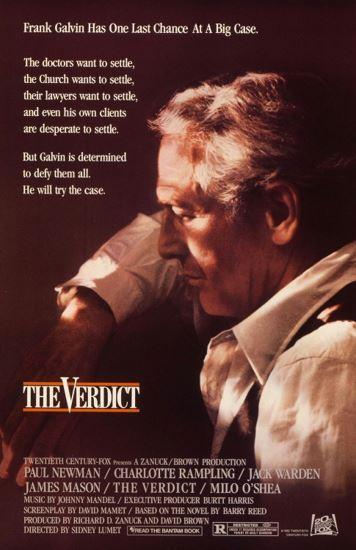 Werdykt / The Verdict (1982) PL.BRRip.XviD-GR4PE | Lektor PL