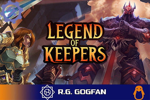 Legend of Keepers: Career of a Dungeon Master (Goblinz Studio) (ENG|RUS|MULTI5) [IN DEV] [DL|GOG] / [Linux]