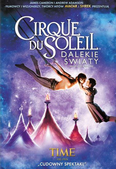 Cirque du Soleil: Dalekie światy / Cirque du Soleil: Worlds Away (2012) PL.BRRip.XviD-GR4PE | Lektor PL