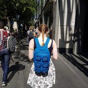 Free Style Libre Lego Girl