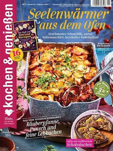 Kochen und Genießen Magazin November No 11 2021