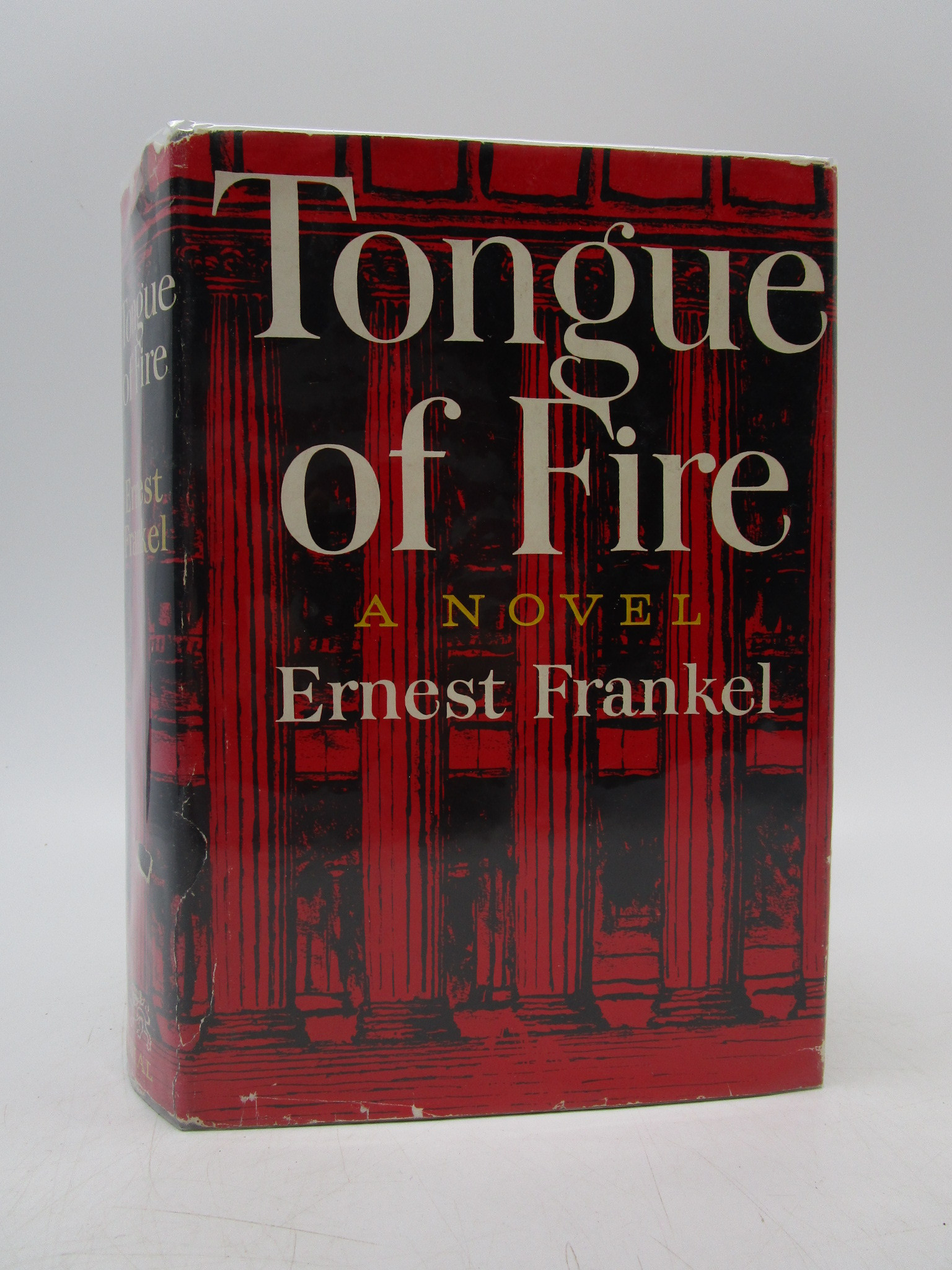 Image for Tongue of Fire (Signed First Edition)