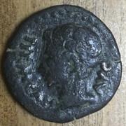 Semis de Colonia Patricia, época de Augusto. COLONIA PATRICIA. Gorro flamíneo y símpulo. 2-F3-F2265-0-A6-A-4820-925-D-4-B15-C0-D54811