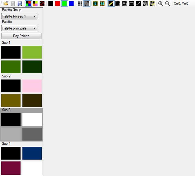 00 pixel editor