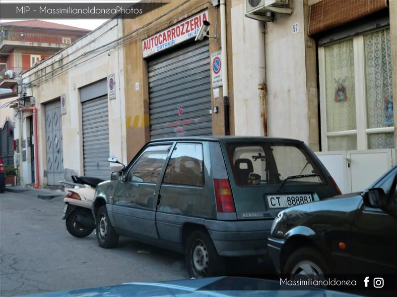 avvistamenti auto storiche - Pagina 7 Renault-Supercinque-Prima-1-1-46cv-89-CT888881