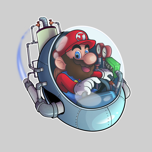 Mario-s-Time-Machine