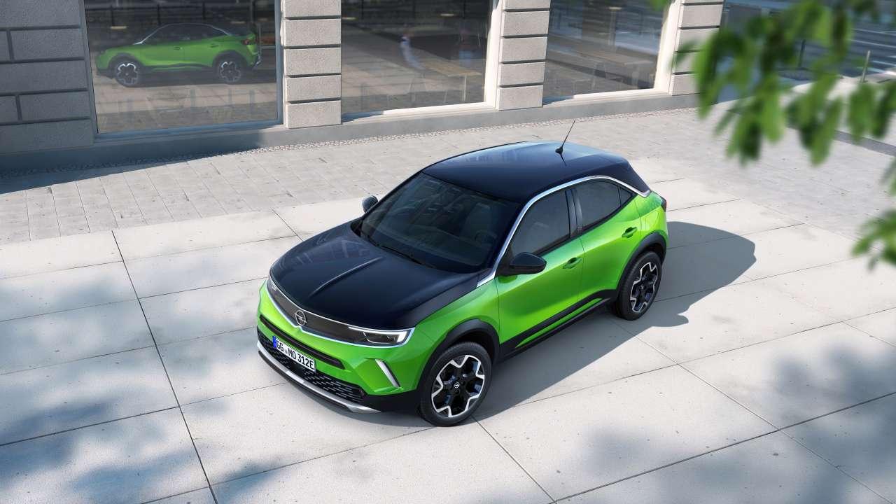 Opel Mokka II (2020) 70