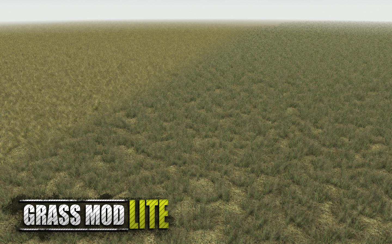 Grass Mod вер. LITE 2.0 (AS2 — 3.262.0) (v17.10.2020)