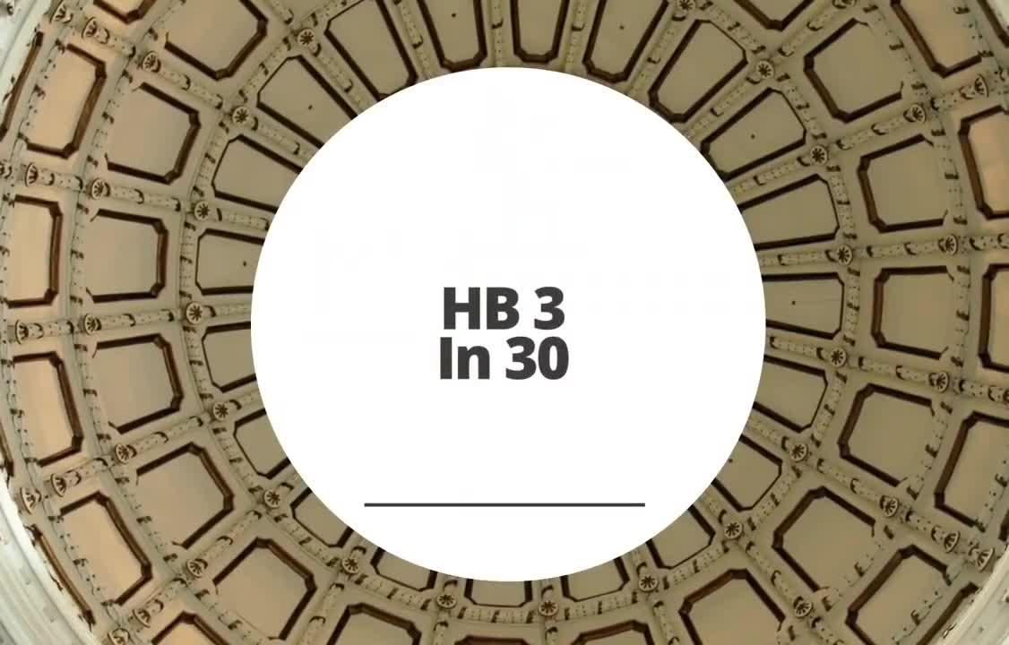 HB 3 in 30