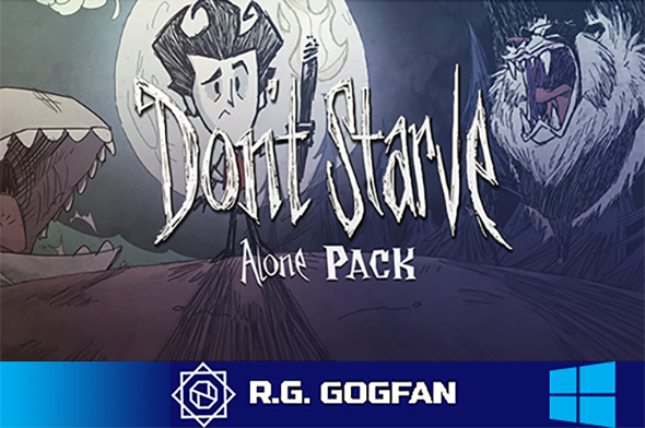 Don't Starve Alone Pack (Klei Entertainment) (ENG|RUS) [DL|GOG] / [Windows]