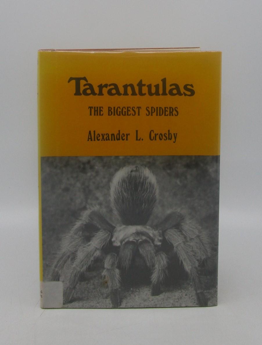 Image for Tarantulas: The Biggest Spiders