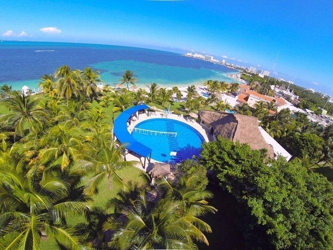hotel faranda cancún dos playas