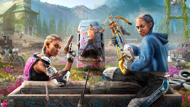 Far Cry New Dawn - Где найти все сокровища