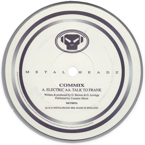 Download Commix - Electric / Talk To Frank mp3