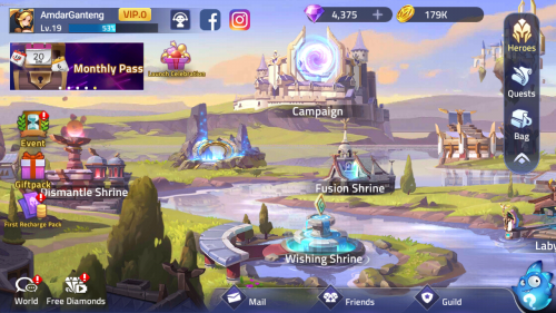 [ULASAN] Mobile Legends: Adventure, Moba Cita Rasa RPG