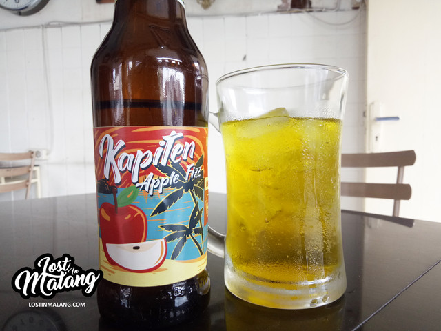 Kapiten Apple Fizz
