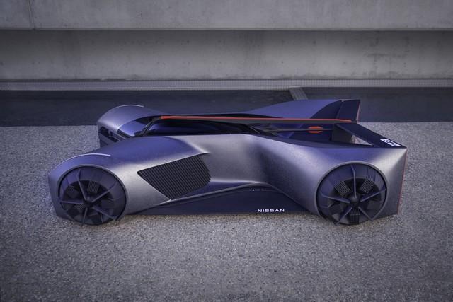 Nissan « GT-R(X) 2050 » : Le Projet D'un Stagiaire Devient Réalité Nis-GTR-2050-02-source