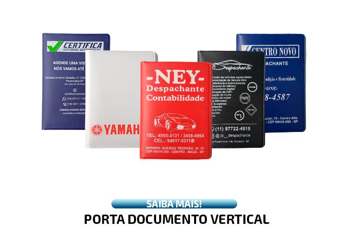 Porta Documento Vertical